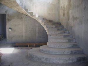 Лестница без маршей