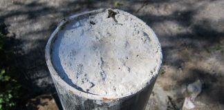 бетонирование сваи