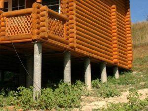 Правильный расчет - залог устойчивости основания дома