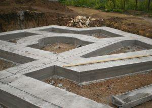Фундамент на глиняной почве