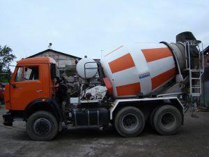 Автомиксер упрощает бетонные работы