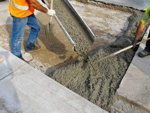 расчет количества бетона