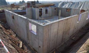 бетонная стена