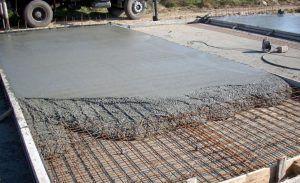 фундамент бетон