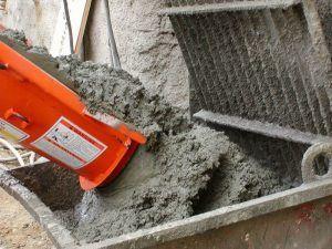 Выбор марки бетона для фундамента дома