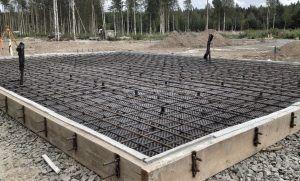 бетон под фундамент
