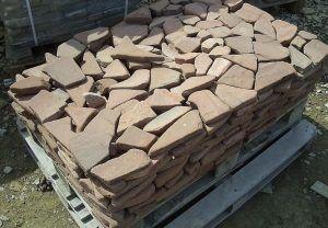 Бутовый камень для монолитной плиты