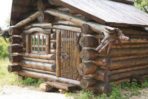 Устройство деревянного фундамента