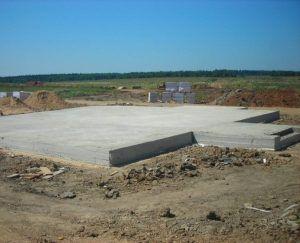 бетонаня плита