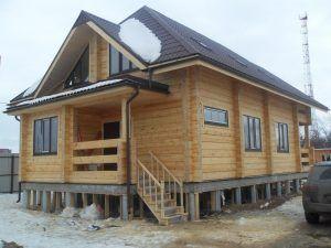 дома деревянный