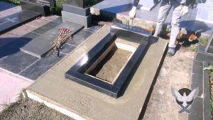 бетонирование опалубки