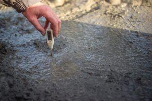 Качество бетона проверка
