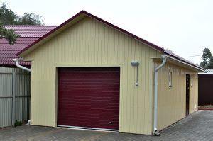 Проект гараж