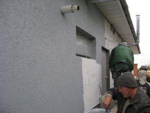 Штукатурка для фасада