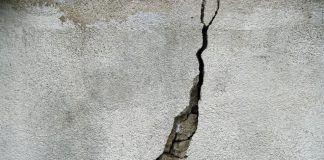 Устранение трещин в стенах фундамента