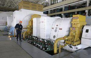 Турбогенератор - оборудование с динамическими нагрузками