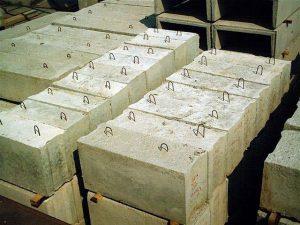 Блоки для легкого фундамента