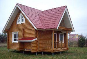 дом на опорах