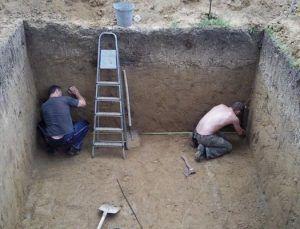 котлован под подвал