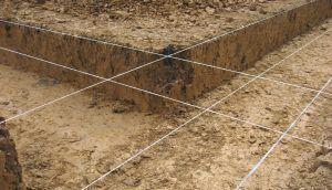 Суглинки относятся к плотным грунтам