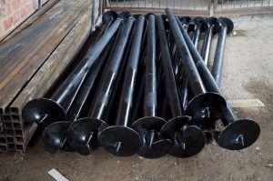 Винтовые опоры диаметром 108 мм