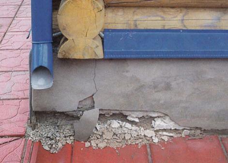 Чем закрыть цоколь дома на винтовых сваях: все способы