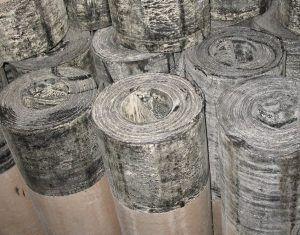 Рубероид - один из лучших изолирующих материалов
