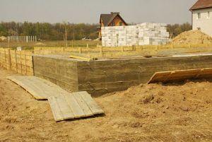 Демонтаж опалубочных конструкций