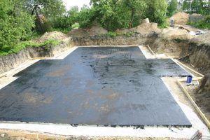 обмазочная гидроизоляция плиты