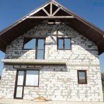Дом на плитном фундаменте