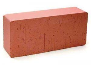 Керамический полнотелый кирпич