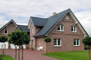 Клинкерный кирпич дом