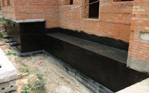 гидроизоляция битумом