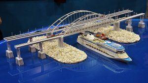 Сваи для Керченского моста