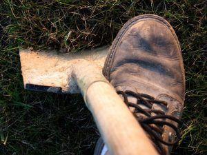 копать фундамент