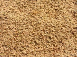 Один из видов глиняного грунта - супесь